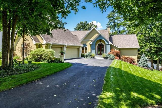 12511 Richlane Drive, Indianapolis, IN 46236 (MLS #21771326) :: The Indy Property Source