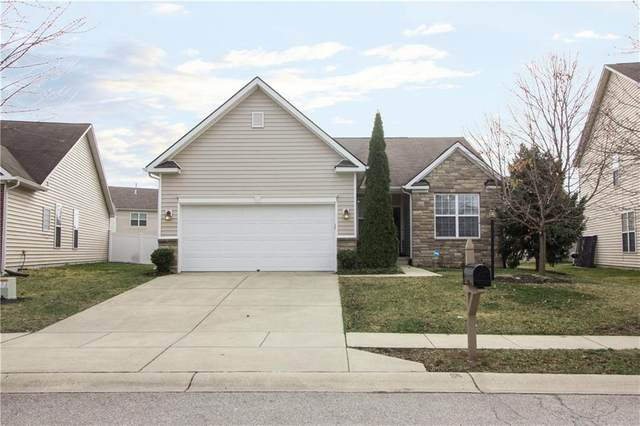 12267 Cricket Song Lane, Noblesville, IN 46060 (MLS #21771332) :: Mike Price Realty Team - RE/MAX Centerstone
