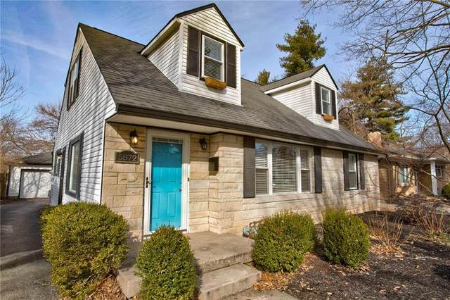 5872 Hillside Avenue, Indianapolis, IN 46220 (MLS #21771343) :: Corbett & Company