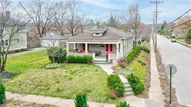 6282 Central Avenue, Indianapolis, IN 46220 (MLS #21771347) :: Anthony Robinson & AMR Real Estate Group LLC