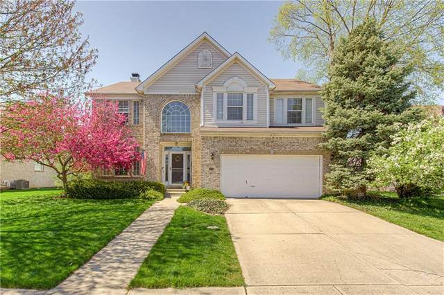 13158 Aquamarine Dr, Carmel, IN 46033 (MLS #21771365) :: Mike Price Realty Team - RE/MAX Centerstone