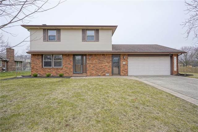 5059 Stonespring Way, Anderson, IN 46012 (MLS #21771380) :: The Indy Property Source