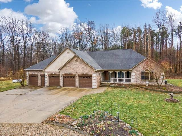 1447 Beech Grove Court, Martinsville, IN 46151 (MLS #21771382) :: Mike Price Realty Team - RE/MAX Centerstone
