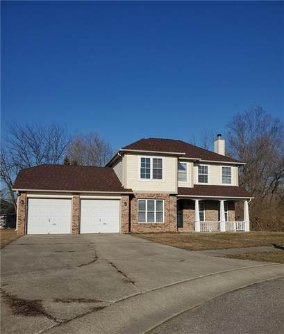 1110 Cardinal Court, Greentown, IN 46936 (MLS #21771388) :: Anthony Robinson & AMR Real Estate Group LLC