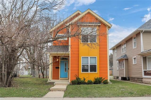 935 N Rural Street, Indianapolis, IN 46201 (MLS #21771394) :: The Indy Property Source