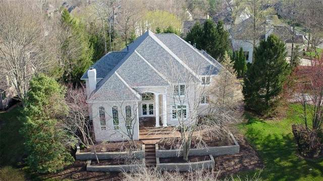 9053 Bay Breeze Court, Indianapolis, IN 46236 (MLS #21771396) :: The Indy Property Source