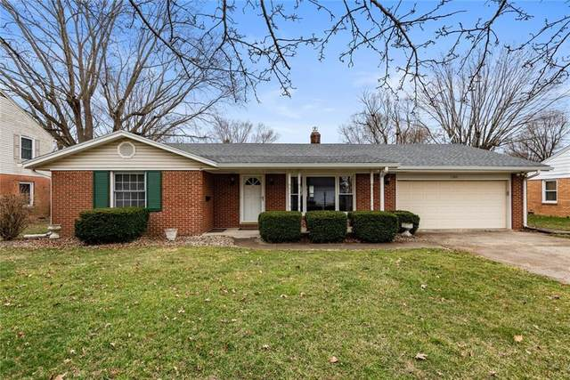 1305 Morningside Drive, Anderson, IN 46011 (MLS #21771412) :: Mike Price Realty Team - RE/MAX Centerstone