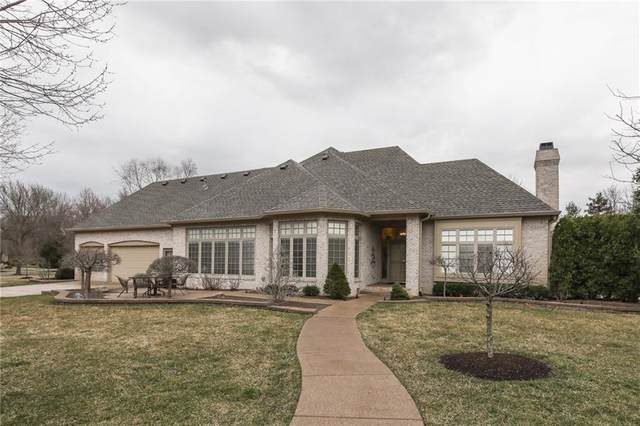 1703 Ashwood Drive, Greenwood, IN 46143 (MLS #21771435) :: Anthony Robinson & AMR Real Estate Group LLC