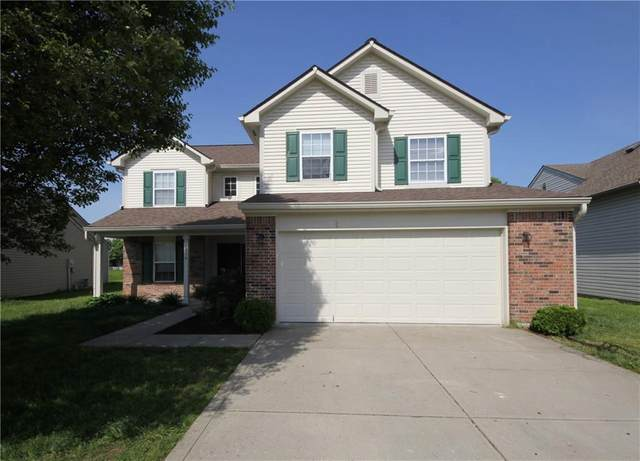 5816 Wooden Branch Drive, Indianapolis, IN 46221 (MLS #21771441) :: Dean Wagner Realtors