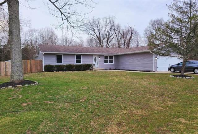 75 S County Road 150 W, North Vernon, IN 47265 (MLS #21771451) :: RE/MAX Legacy