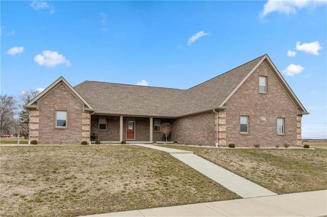 3555 Saint Andrews Place, Seymour, IN 47274 (MLS #21771469) :: The Indy Property Source