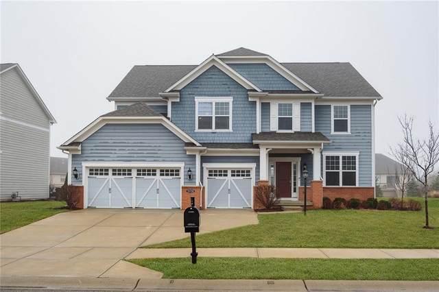 15726 Capital Spending Road, Westfield, IN 46074 (MLS #21771472) :: Heard Real Estate Team   eXp Realty, LLC