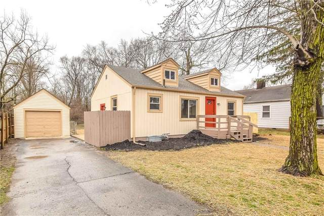 3823 Rockville Road, Indianapolis, IN 46222 (MLS #21771478) :: Heard Real Estate Team | eXp Realty, LLC