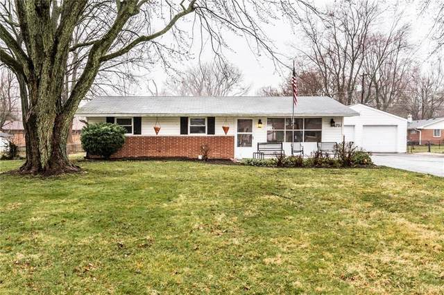 6721 W 15th Street, Indianapolis, IN 46214 (MLS #21771486) :: David Brenton's Team