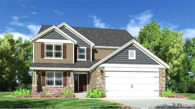 525 Macintosh Lane, Danville, IN 46122 (MLS #21771490) :: The Indy Property Source