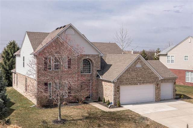 9256 N Bayland Drive, Mccordsville, IN 46055 (MLS #21771518) :: The Indy Property Source