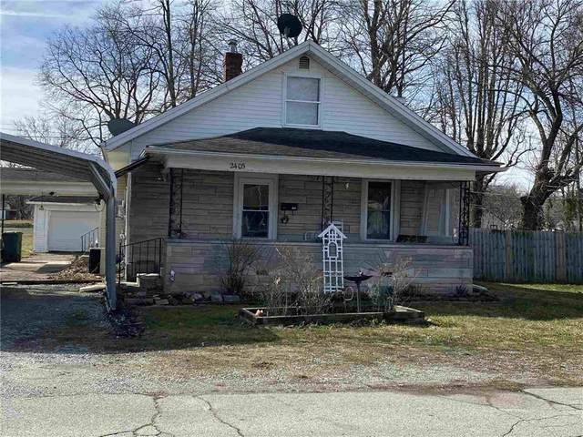 2405 Ohio Street, New Castle, IN 47362 (MLS #21771585) :: Heard Real Estate Team | eXp Realty, LLC