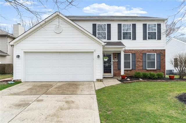 9695 Glowing Flame Drive, Fishers, IN 46037 (MLS #21771586) :: Mike Price Realty Team - RE/MAX Centerstone