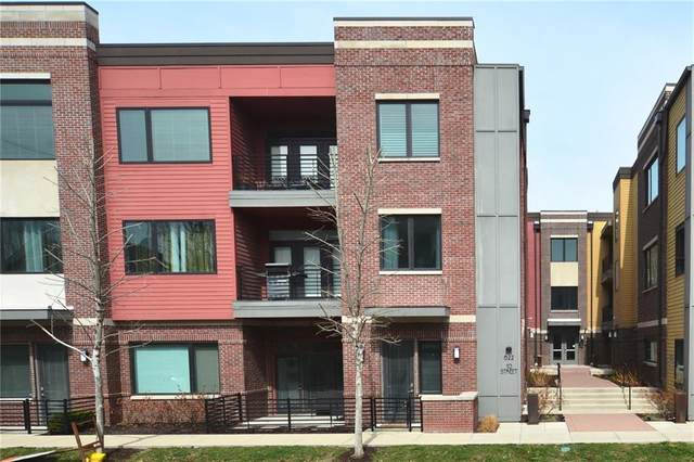 622 E 10th Street #103, Indianapolis, IN 46202 (MLS #21771593) :: The Indy Property Source