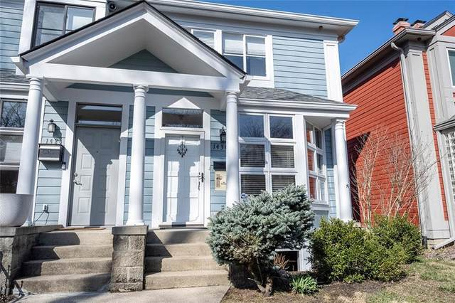 1430 N New Jersey Street, Indianapolis, IN 46202 (MLS #21771598) :: The Evelo Team
