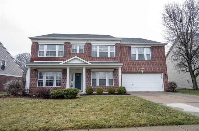 13751 Meadow Lake Drive, Fishers, IN 46038 (MLS #21771602) :: RE/MAX Legacy