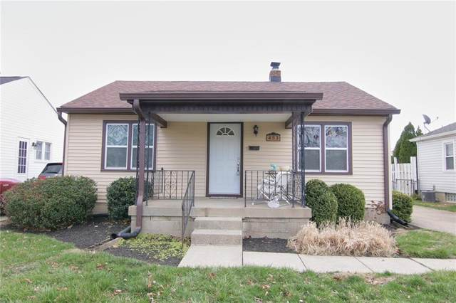 433 N 13TH Avenue, Beech Grove, IN 46107 (MLS #21771610) :: Mike Price Realty Team - RE/MAX Centerstone