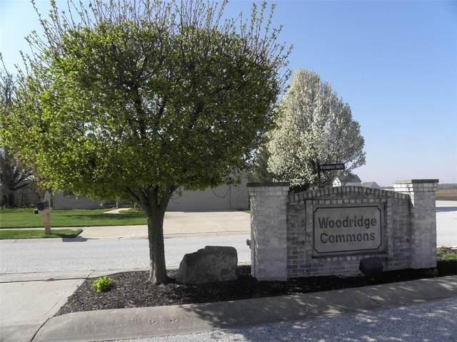 281 S Woodridge Drive, Pittsboro, IN 46167 (MLS #21771641) :: The Indy Property Source