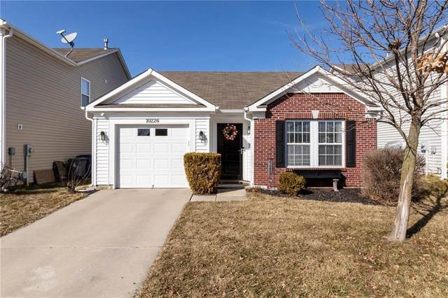 10226 Golden Drive, Noblesville, IN 46060 (MLS #21771651) :: The Indy Property Source
