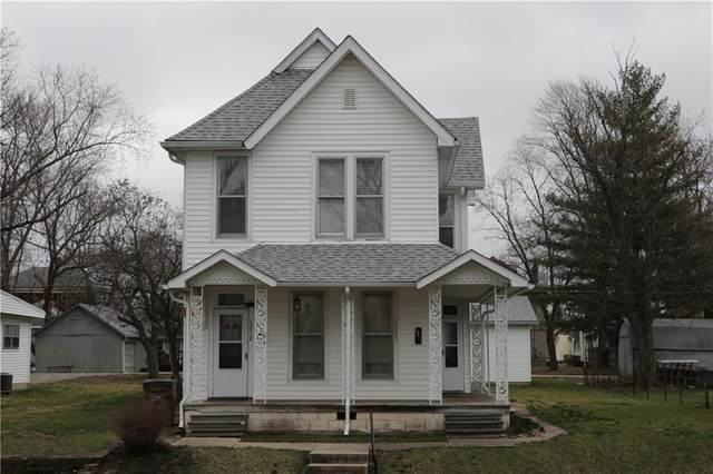 1301 Franklin Street, Columbus, IN 47201 (MLS #21771688) :: Mike Price Realty Team - RE/MAX Centerstone