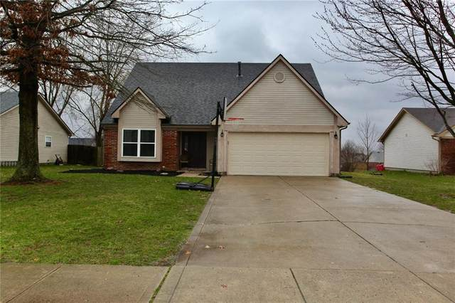 680 Red Oak Way, Mooresville, IN 46158 (MLS #21771699) :: Mike Price Realty Team - RE/MAX Centerstone
