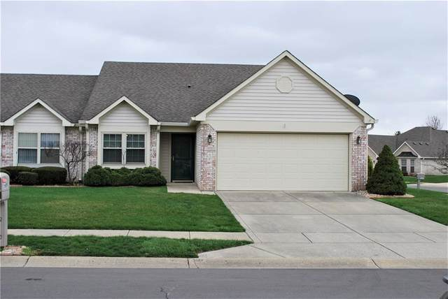1609 Fairfield Circle, Greenfield, IN 46140 (MLS #21771700) :: Mike Price Realty Team - RE/MAX Centerstone