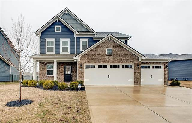 16402 Sedalia Drive, Fishers, IN 46040 (MLS #21771705) :: The Indy Property Source