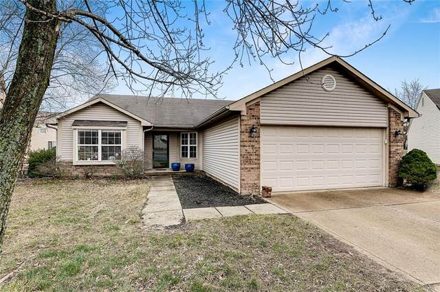 10545 Huckleberry Court, Noblesville, IN 46060 (MLS #21771710) :: Mike Price Realty Team - RE/MAX Centerstone