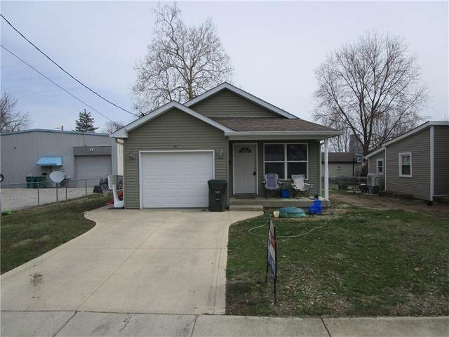 25 Center Street, Greenfield, IN 46140 (MLS #21771712) :: Anthony Robinson & AMR Real Estate Group LLC