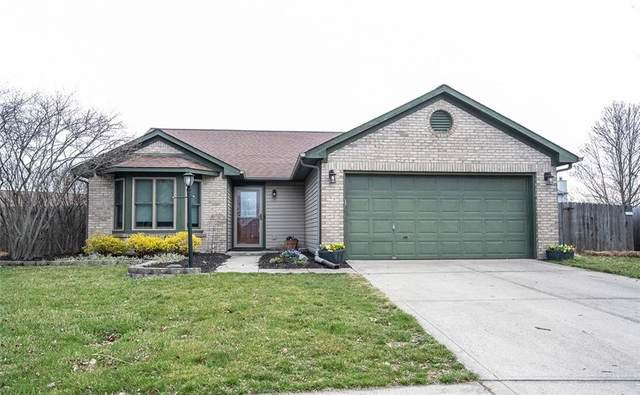 3310 Redbud Court, Westfield, IN 46074 (MLS #21771718) :: Mike Price Realty Team - RE/MAX Centerstone