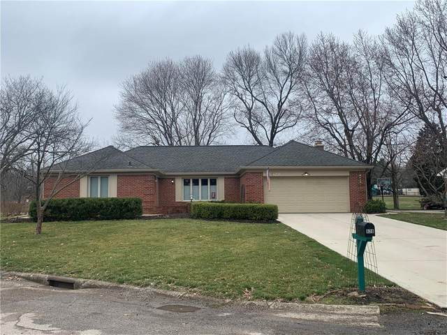 628 Folcroft Court, Indianapolis, IN 46234 (MLS #21771736) :: Heard Real Estate Team | eXp Realty, LLC