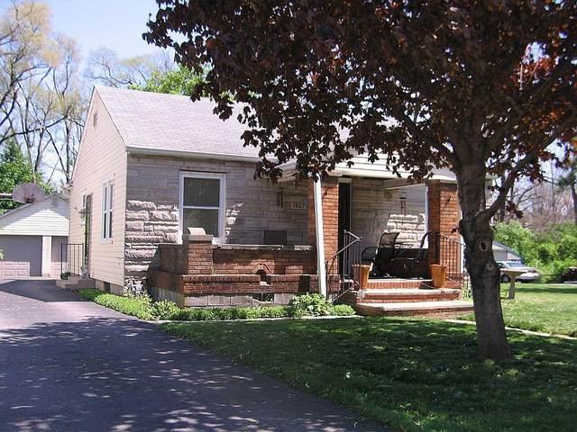 1927 N Bosart Avenue, Indianapolis, IN 46218 (MLS #21771763) :: RE/MAX Legacy