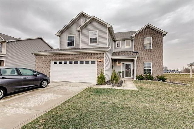 5600 Beale Street, Plainfield, IN 46168 (MLS #21771771) :: The Indy Property Source