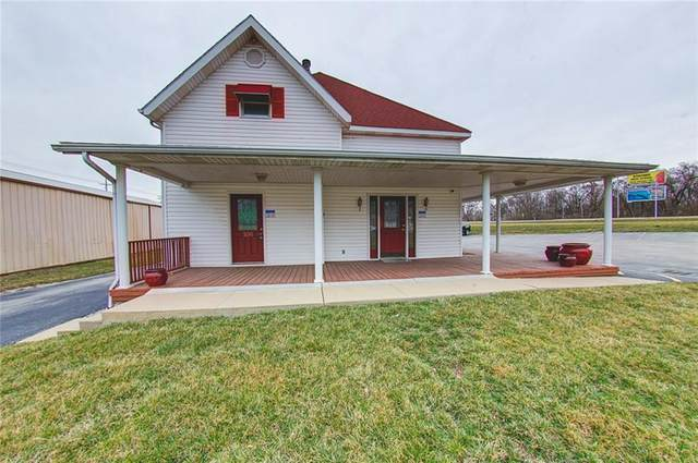 106 W Boggstown Road, Shelbyville, IN 46176 (MLS #21771773) :: The Indy Property Source