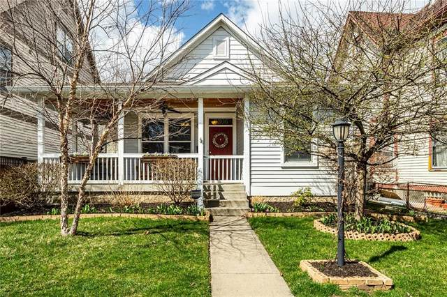 2306 N Alabama Street, Indianapolis, IN 46205 (MLS #21771785) :: The Evelo Team