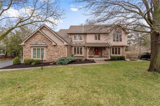 4958 Saint Charles Place, Carmel, IN 46033 (MLS #21771790) :: The Evelo Team