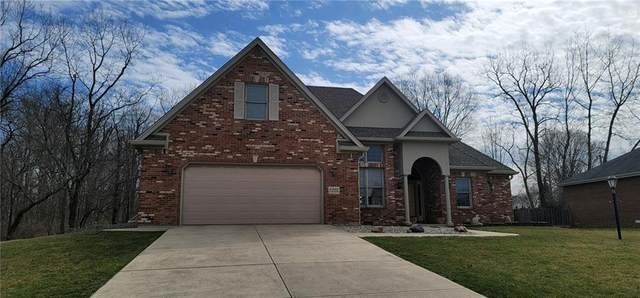6380 S Cabriolet Way, Pendleton, IN 46064 (MLS #21771800) :: Mike Price Realty Team - RE/MAX Centerstone