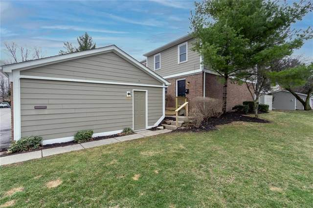 354 Carmelaire Court, Carmel, IN 46032 (MLS #21771807) :: The Indy Property Source