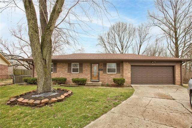 10225 Meadowlark Drive, Indianapolis, IN 46235 (MLS #21771812) :: Heard Real Estate Team | eXp Realty, LLC