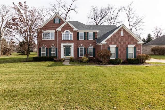 12511 Shadow Cove Way, Carmel, IN 46033 (MLS #21771822) :: The Indy Property Source