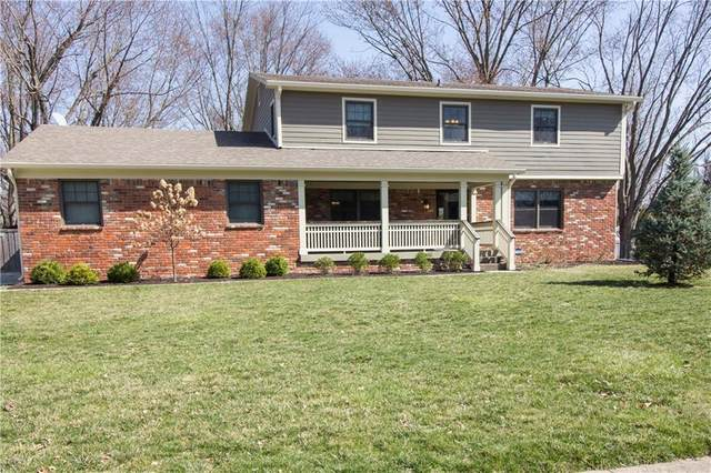 11429 Rolling Springs Drive, Carmel, IN 46033 (MLS #21771832) :: Heard Real Estate Team | eXp Realty, LLC