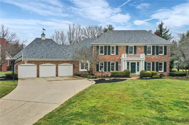1940 Mulsanne Drive, Zionsville, IN 46077 (MLS #21771833) :: Anthony Robinson & AMR Real Estate Group LLC