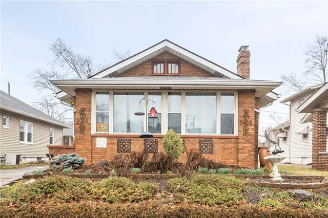 1450 Shannon Avenue, Indianapolis, IN 46201 (MLS #21771835) :: RE/MAX Legacy