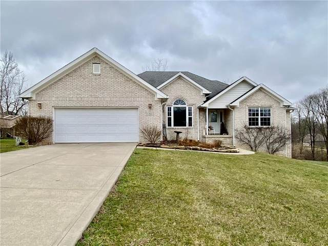 785 E Timber Drive, Martinsville, IN 46151 (MLS #21771838) :: The Indy Property Source