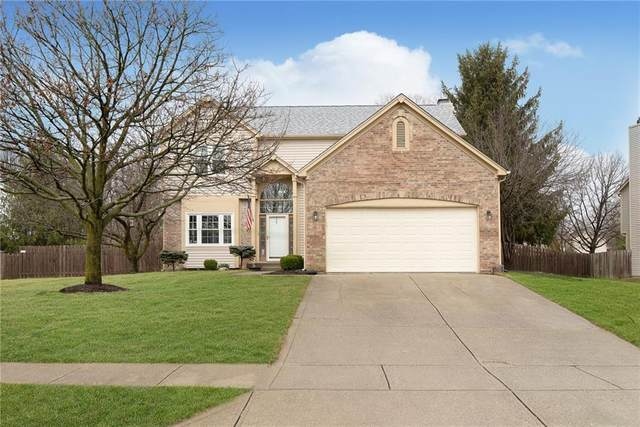 1318 Beacon Way, Carmel, IN 46032 (MLS #21771841) :: Mike Price Realty Team - RE/MAX Centerstone